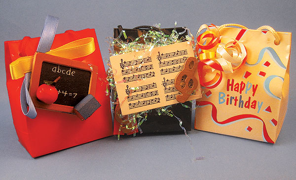 Musical Mini Bags - Unchained Melody